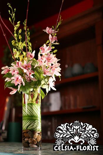Celsia florist vancouver floral arrangements